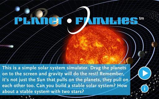 Planet Families