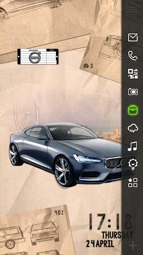 【免費個人化App】Volvo Concept Car Locker-APP點子