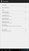 Screenshot of Battery Meter