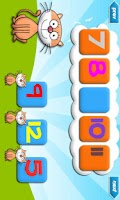 Screenshot of Kids Learning Numbers