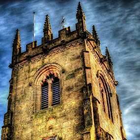 by Steve Evans - Buildings & Architecture Places of Worship