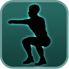 Squats Fitness Workout icon