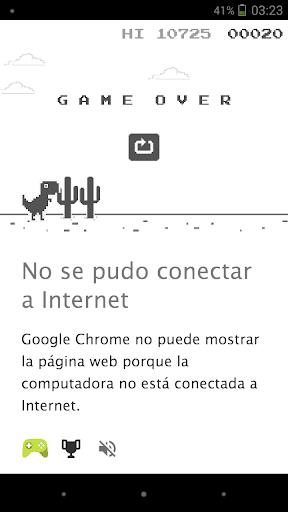 Dino Chrome screenshot