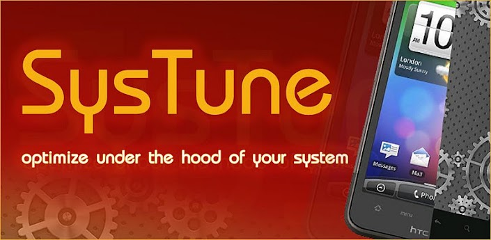 SysTune for Root Users apk
