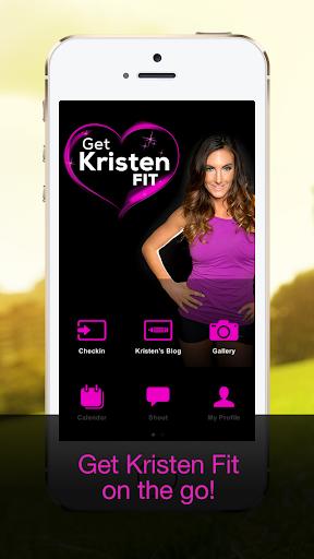 Get Kristen Fit