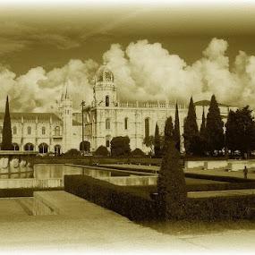 Jeronimos - Lisbon by Joao Sousa - Buildings & Architecture Public & Historical