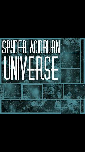 Spyder Acidburn Universe