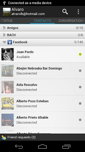Talkdroid Messenger v1.2