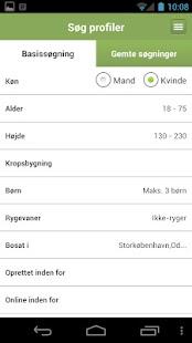 Elitedaters.dk- screenshot thumbnail