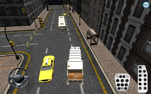 玩免費模擬APP|下載Garbage Van Sim app不用錢|硬是要APP