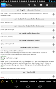 English Indonesian Dictionary 玩書籍App免費 玩APPs
