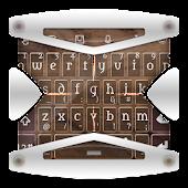 Brown Slopes TouchPal Theme