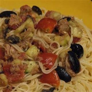 Summer Pasta D'lite.