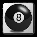 8 ball logo