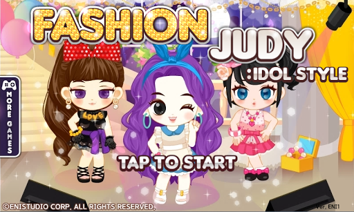 Fashion Judy : Idol Style