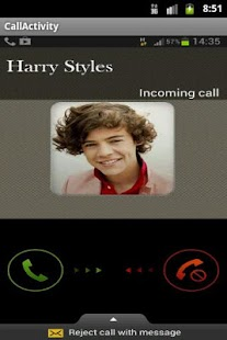 Harry Styles Calls - screenshot thumbnail