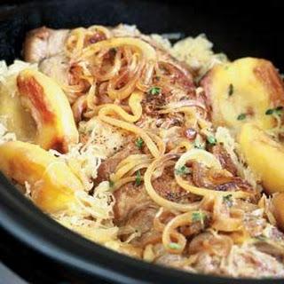 Pork Shoulder With Sauerkraut Recipes.