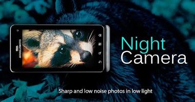 Screenshot of Night Camera+