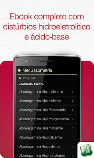 MedGasometria: ajuda médica