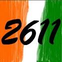 India 2611 logo