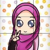 Muslim Girls Puzzle