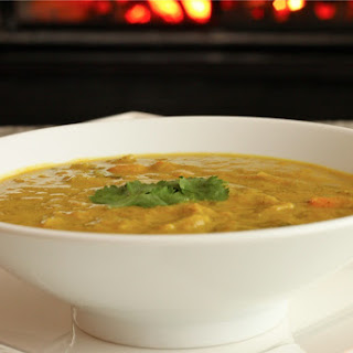 Indian Mulligatawny Soup.