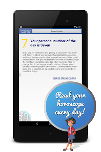 Numerology Daily Horoscope- screenshot thumbnail