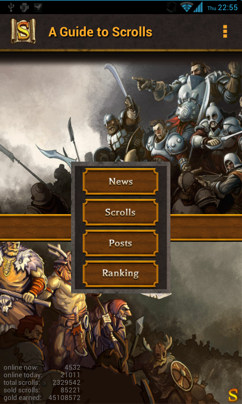 A Guide to Scrolls- screenshot