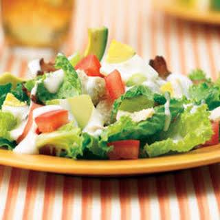 Ranch Tuna Cobb Salad.