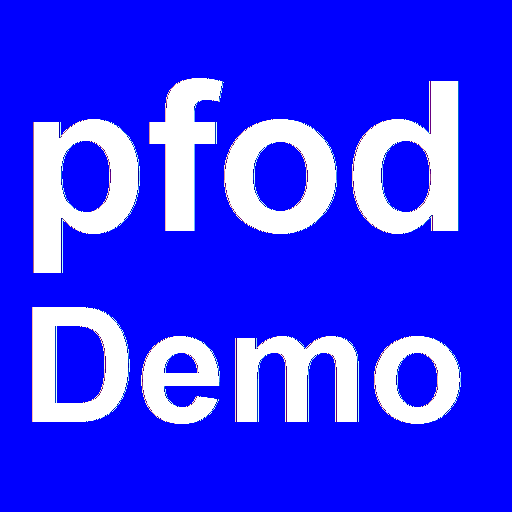 pfodApp Demo Version LOGO-APP點子
