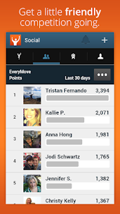 EveryMove: Fitness Rewards - screenshot thumbnail