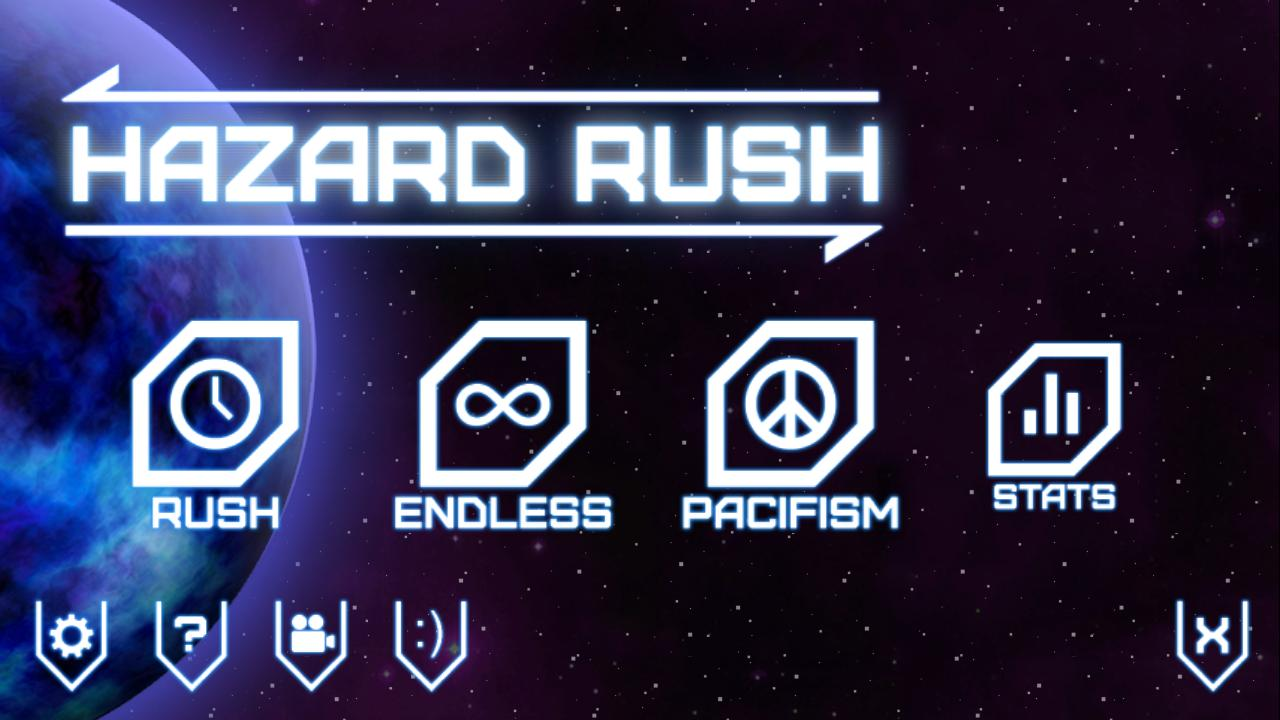 Hazard Rush - screenshot