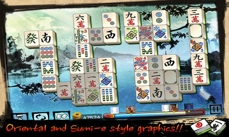 Mahjong Land- screenshot
