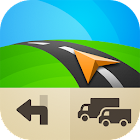 Sygic LKW GPS Navigation icon