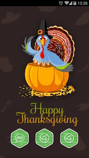 Happy Thanksgiving Theme