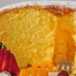Orange Chiffon Cake Recipe & Video