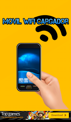 Wifiの携帯充電器ジョーク