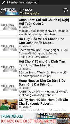 免費新聞App|Viet Bao Online|阿達玩APP