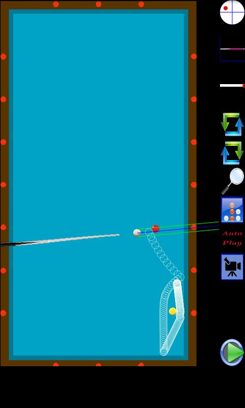 Carom 3 Cushion (Billiard) - screenshot
