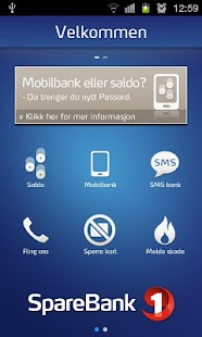 SpareBank 1 Mobile Banking - screenshot thumbnail