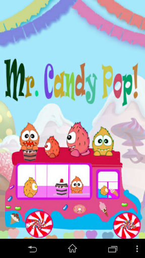 Mr Candy Pop