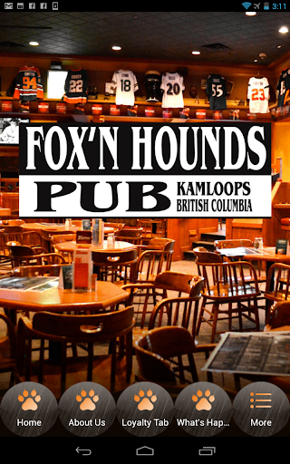 玩生活App|Fox'n Hounds Pub Kamloops免費|APP試玩