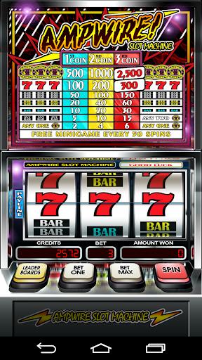 Ampwire Slot Machine