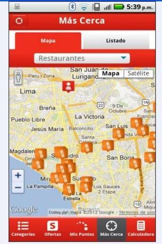 Scotia Puntos | Explore the app developers, designers and Technology