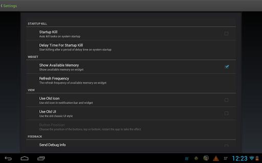 Advanced Task Manager  screenshots 12