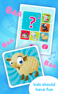 Baby Sounds Game (Ads Free) - screenshot thumbnail