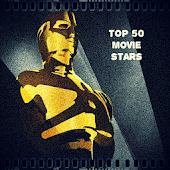Top 50 Movie Stars