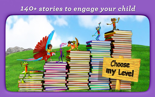 Read Me Stories: Kids' Books Screenshot
