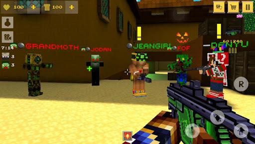 Block Force - Cops N Robbers  screenshots 4