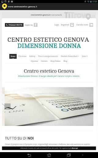 Centro estetico Genova